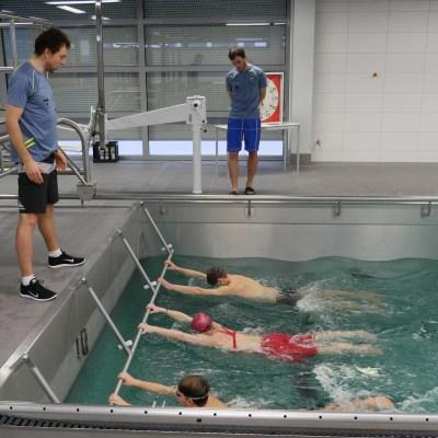 Schwimm Training Leipzig