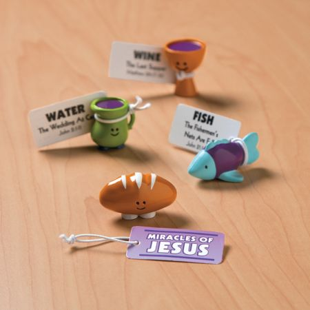 Bible study toys Jesus Miracles