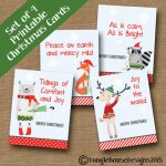 Christian Christmas Cards for Kids