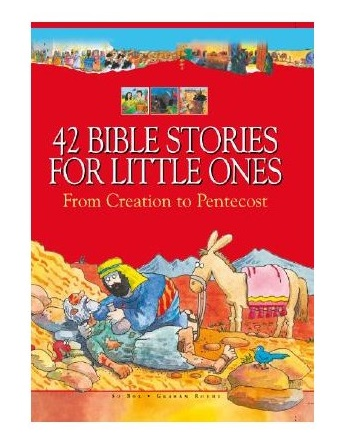 Creation to Pentecost Bible story book