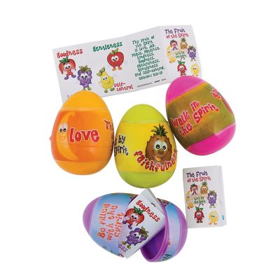 Fruit of Holy Spirit Easter egg bundle