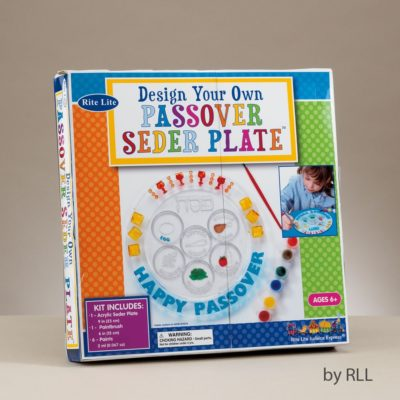 Seder Plate crafts