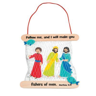 Jesus Fishers of men craft kit