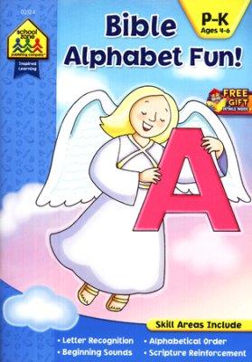 Christian ABC Activity book