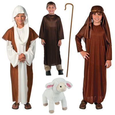 Religious program Shepherd accessories costumes kids