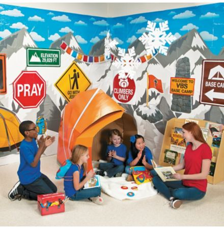 Bible Camp Themes Summer Bible School