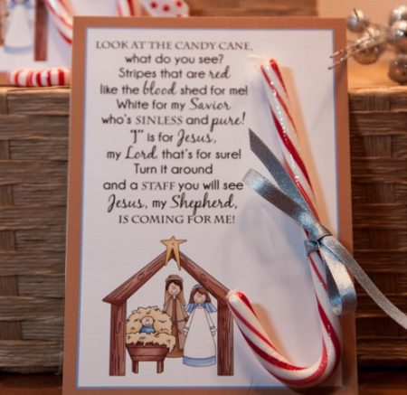 Legend of the Candy Cane Christmas