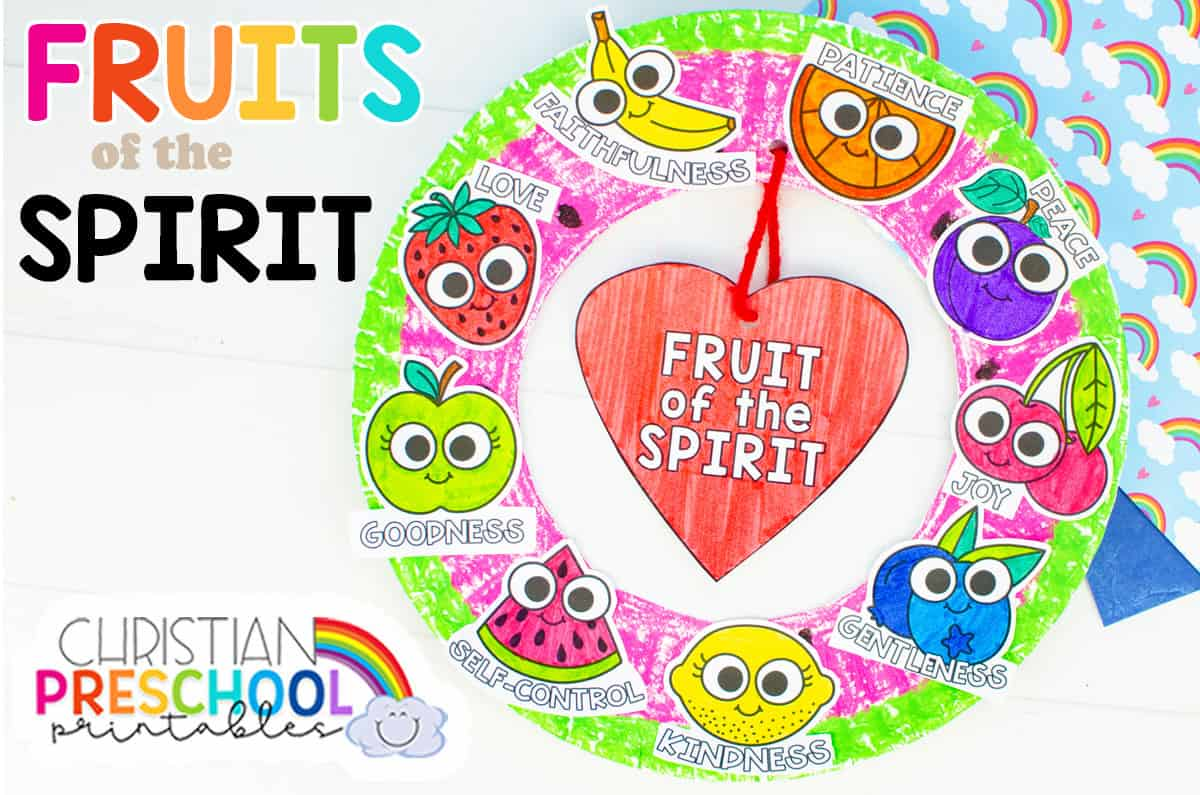 Fruitsofthespirit