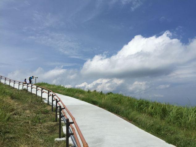 Top of Mt. Omuro