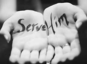 Serving Him & His people1