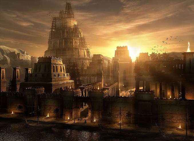 City of Babylon_Empire