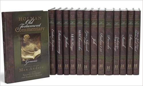 Holman New Testament Commentary