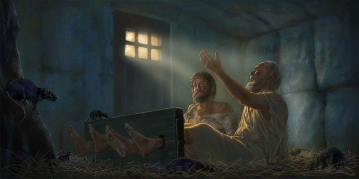 Paul Imprisoned