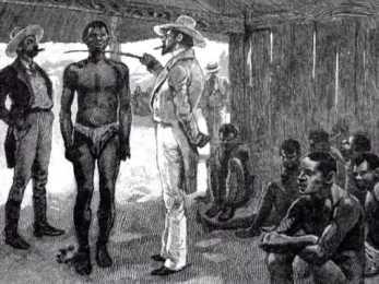 The Slave Auction