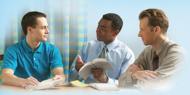 Jehovah's Witnesses Bible Study