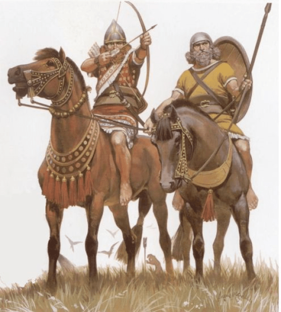 Assyria in Bible History_Assyrian - Warriors