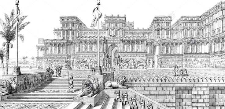 The Palace of Sennacherib