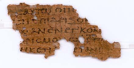 Papyrus Köln 255, University of Cologne