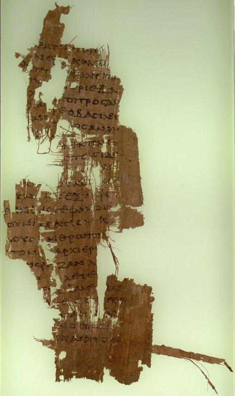 Papyrus_90_(John_19.1-7) P90