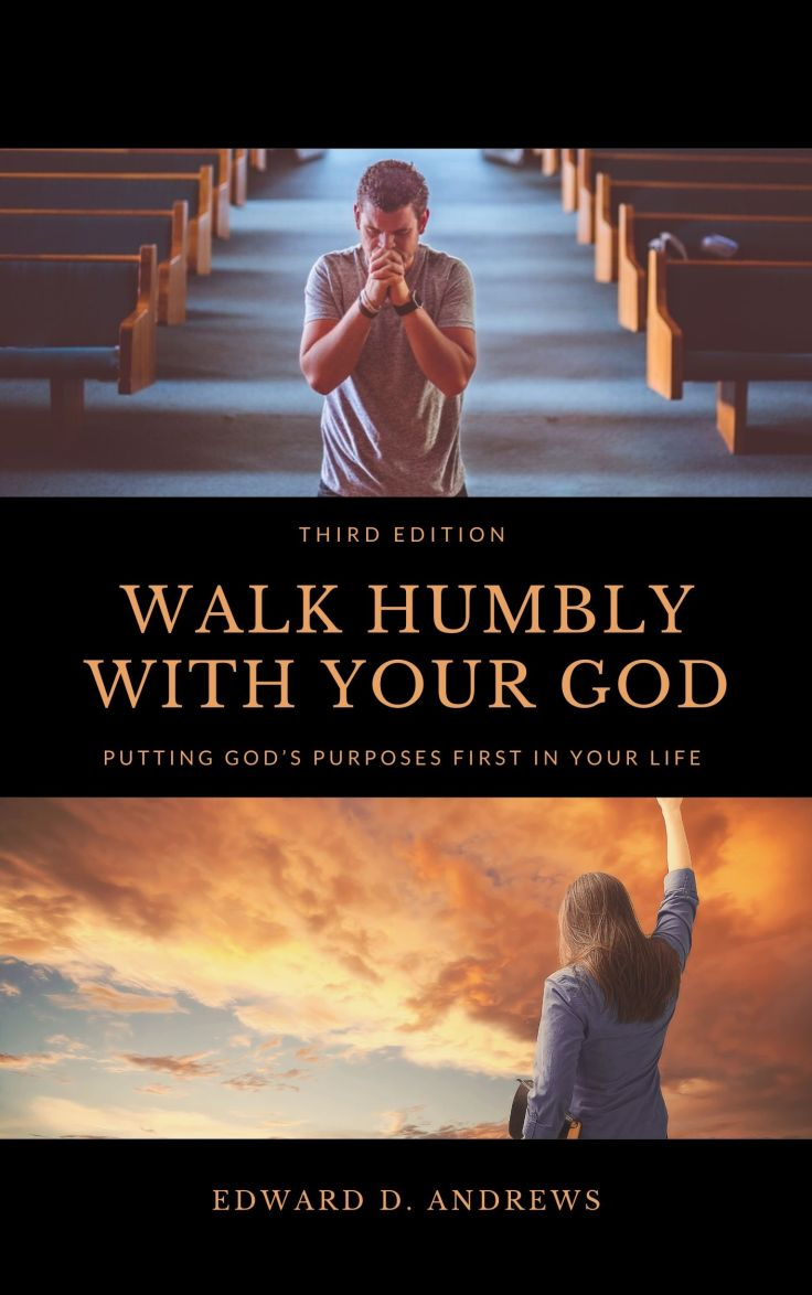 WALK HUMBLY WITH YOUR GOD