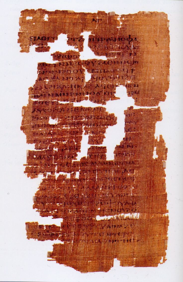 Codex_Tchacos_p33 (1) Gospel of Judas