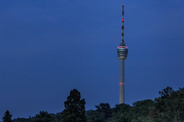 Fernsehturn Stuttgart