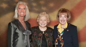 Anne Graham Lotz, Shirley Dobson