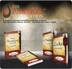 Passion translation