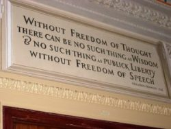 Freedom of Thought Ben Franklin