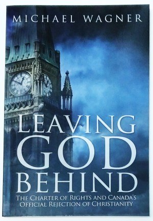 Leaving God Behind Cover