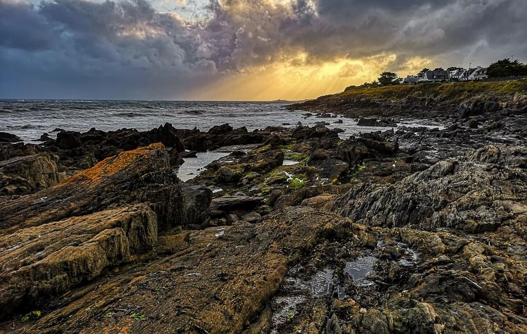 La mer bretonne