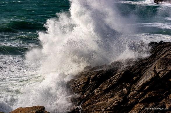 Côte Sauvage Waves