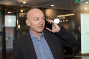 Mr. Ribble on the phone