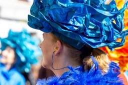 Blue Samba