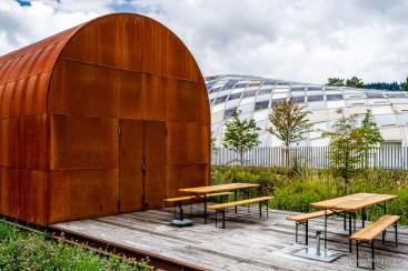 Pavillon Schüssinsel