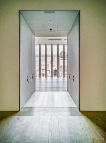 Blick durch die Ausstellungsräume