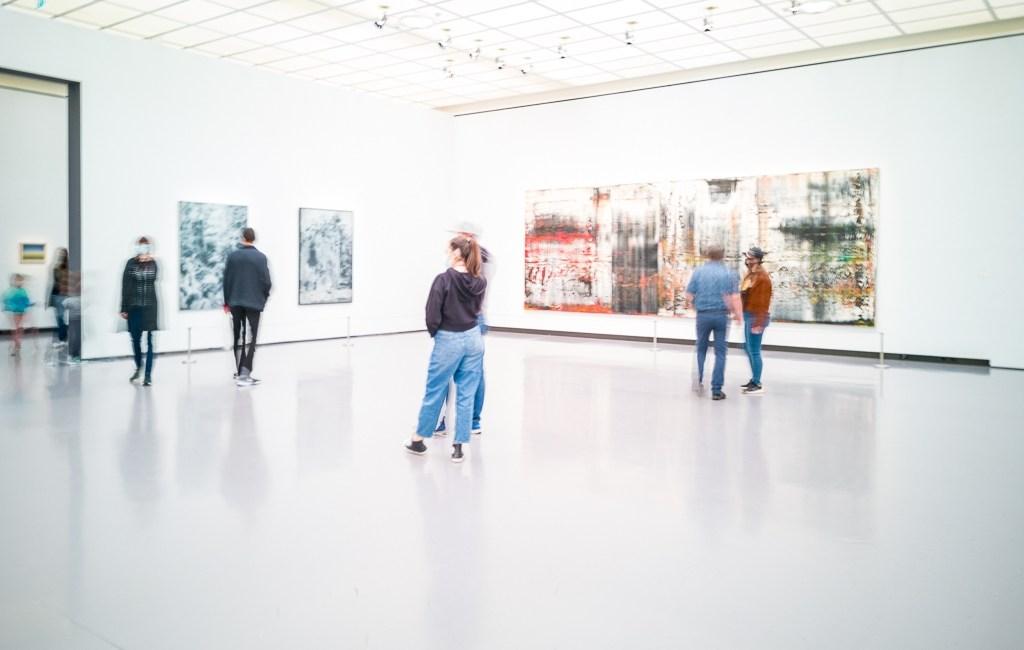 Bilder einer Ausstellung – Gerhard Richter