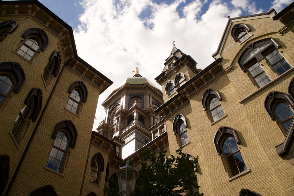 University of Notre Dame, Indiana