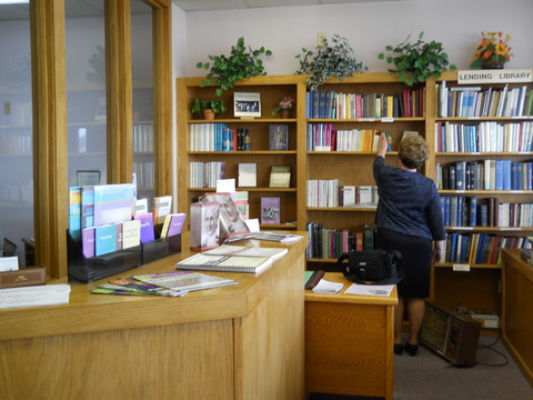 Arvada Reading Room