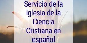 Spanish Service