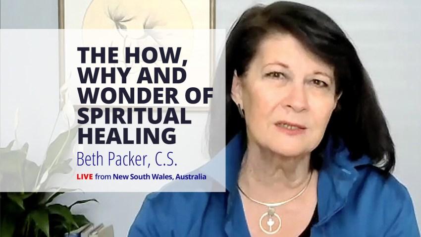 Beth Packer Talk