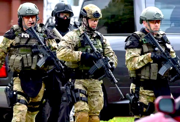 RCMP SWAT Team Arrests Canadian Man For Visiting Website Jewish Watchdog Doesn't Approve Of