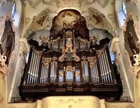 Organ, The Muenster, Bad Saeckingen, Germany