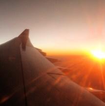 Sunset ...