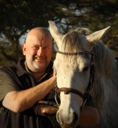 Thanda and me - This young horse is named 'Love' in isiZulu ...