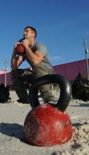 Goblet squats are a great alternative to back squats
