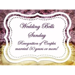 Church Celebrates Long-Married Couples