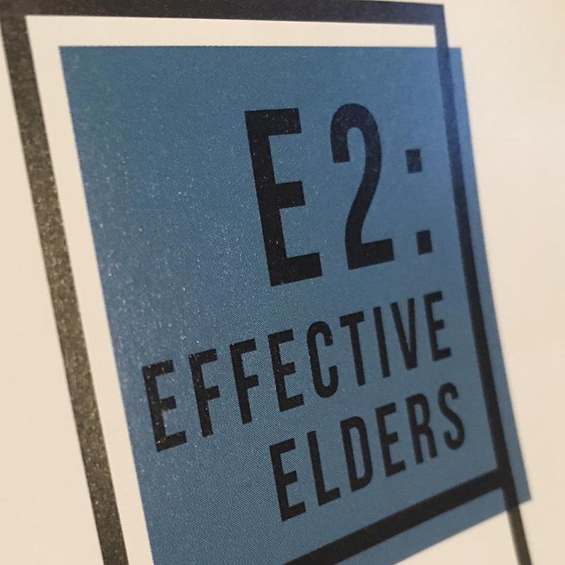 Three 'Plays' for Elders in Urban Churches