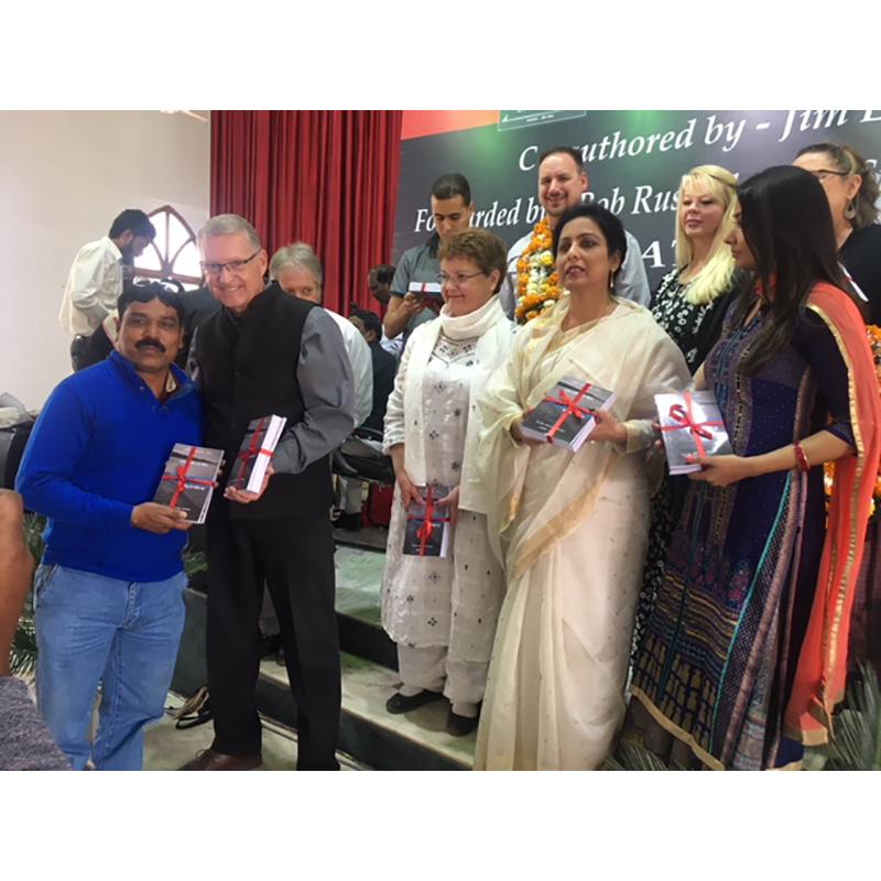 Johnson, e2 Headed to India to Lead Elder Training