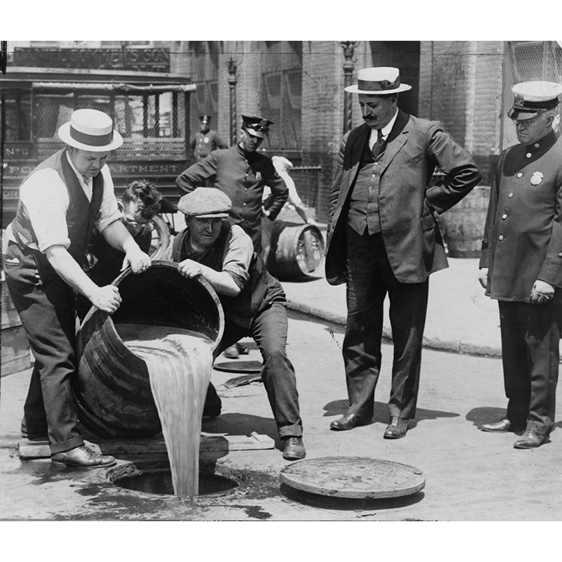 'Strictest Sobriety' (a Sampling of Articles about Prohibition)